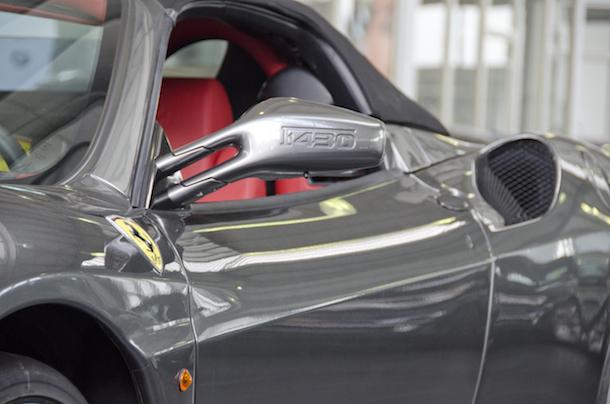 Ferrari F430 Grigio Silverstone