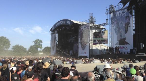 Hellfest 2014 – Festival Open Air – 21 juin 2014