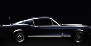 altaya Ford Mustang Shelby montage