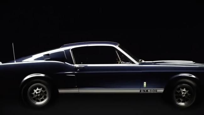 Ford Mustang Shelby GT-500 au 1/8è par Altaya – Le montage