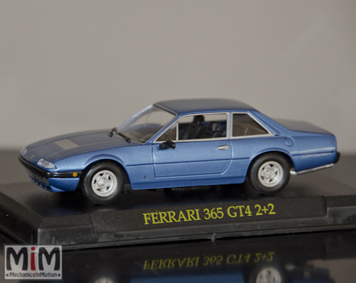 Hachette GT Collection Ferrari 365 GT4 2+2