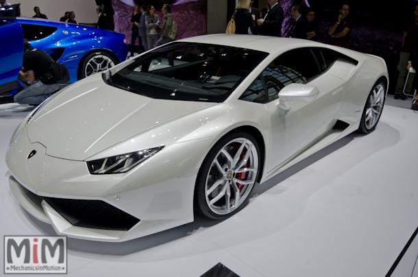 Lamborghini Huracan LP 610-4 mondial auto 2014