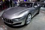 Maserati Alfieri mondial auto 2014