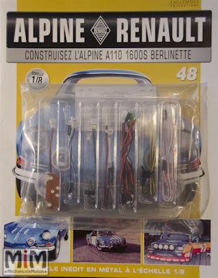Alpine Renault A110 1600S berlinette - Fascicule 48