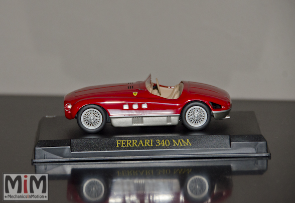 Hachette GT Collection Ferrari 340 MM
