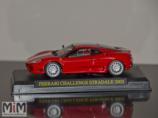 Hachette GT Collection Ferrari 360 Challenge Stradale