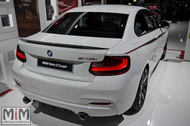 Mondial automobile Paris 2014 BMW M235i