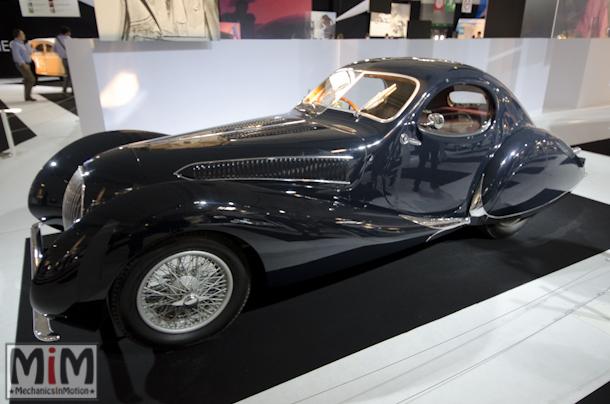 Mondial automobile Paris 2014 Talbot Lago T150C SS
