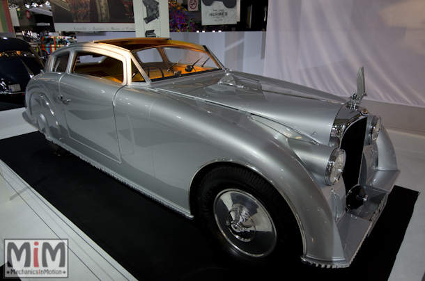 Mondial automobile Paris 2014 Voisin C28 Aerosport prototype