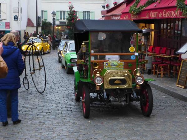 15è traversée de Paris – Vincennes en anciennes – 11 janvier 2015