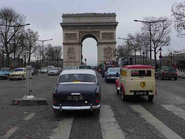 15è traversée de paris