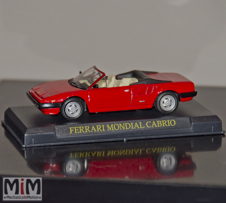 Hachette GT Collection Ferrari Mondial Cabrio