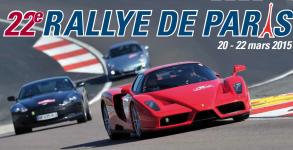 22è rallye Paris | RallyStory