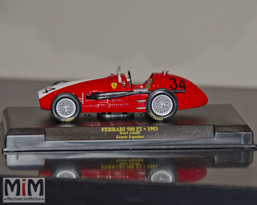 Fabbri collection Ferrari F1 #56