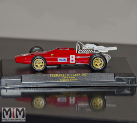 Fabbri collection Ferrari F1 #64