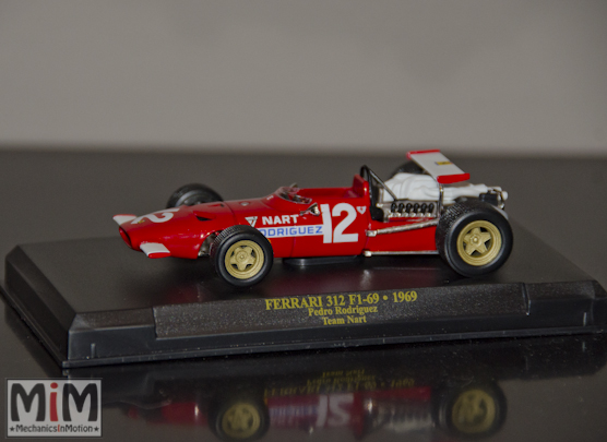 Fabbri collection Ferrari F1 #69