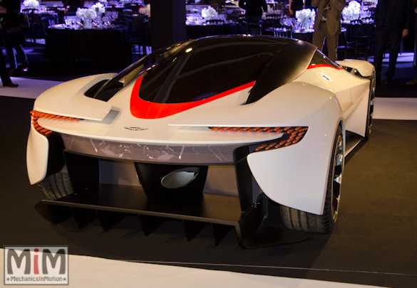 Festival automobile international 2015 - Aston Martin DP-100 vision Gran Turismo-3