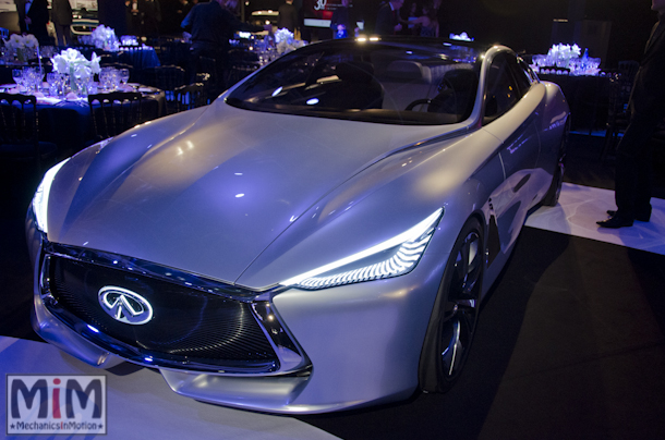 Festival automobile international 2015 - Infinity Q80
