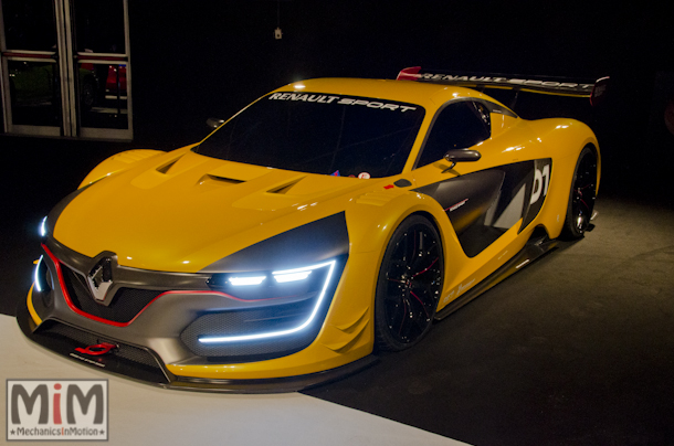 Festival international automobile Renault RS 01