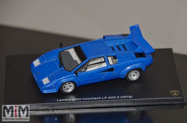 Hachette Lamborghini Collection | Lamborghini Countach LP 400 S 1978
