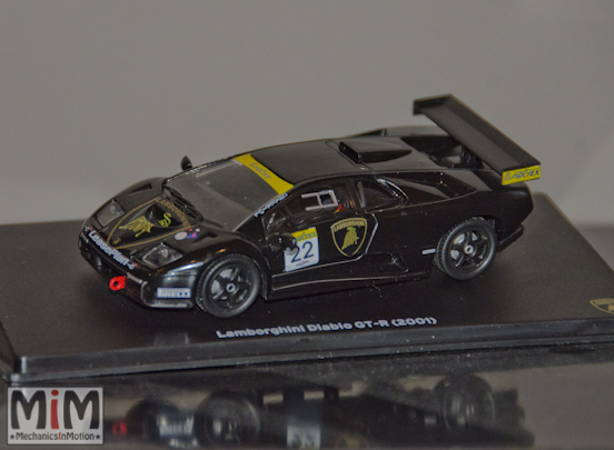 Hachette Lamborghini Collection | Lamborghini Diablo GT-R