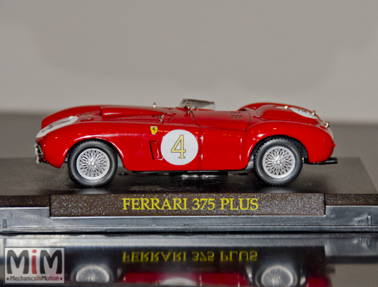 Hachette GT Collection Ferrari 375 Plus