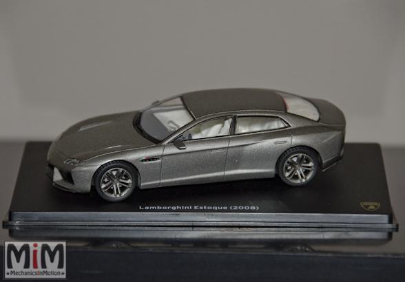 Hachette Lamborghini Collection | Lamborghini Evoque 2008