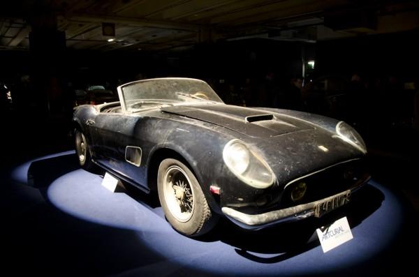 Salon Rétromobile 2015 | Les Ferrari