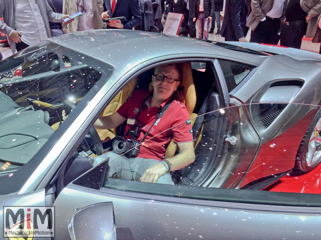 Ferrari 488 GTB Genève