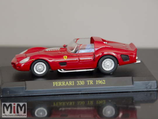 Hachette GT Collection Ferrari 330 TR