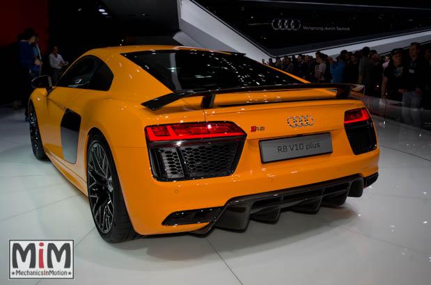 Audi R8 V10 plus | Salon de Genève 2015
