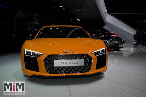 Audi R8 V10 plus | Salon de Genève 2015_2