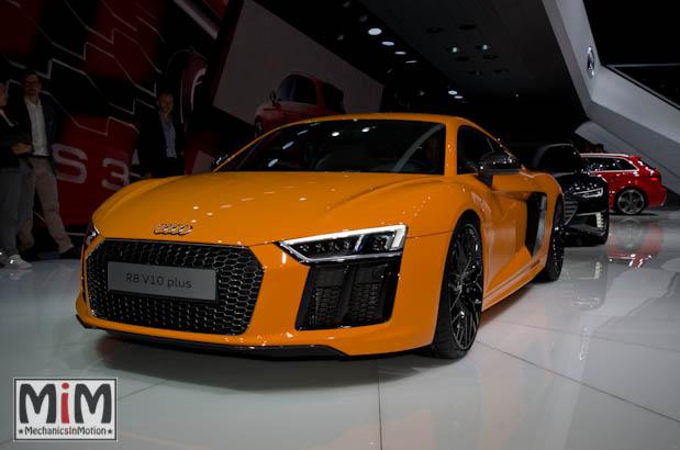 Audi R8 V10 plus | Salon de Genève 2015_3