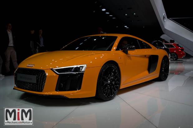 Audi R8 V10 plus | Salon de Genève 2015_4