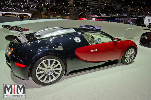 Bugatti Veyron La Première | Salon de Genève 2015