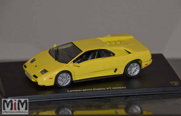 Hachette Lamborghini Collection | Lamborghini Diablo VT 2000