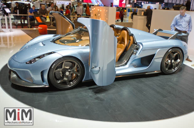 Koenigsegg Regera | Salon de Genève 2015_2