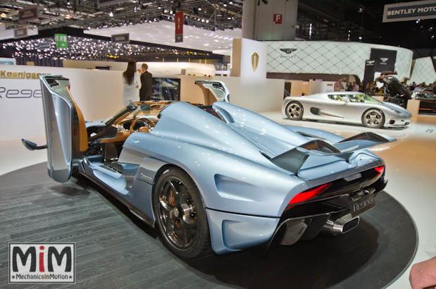 Koenigsegg Regera | Salon de Genève 2015_3