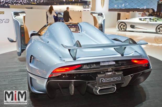 Koenigsegg Regera | Salon de Genève 2015_4