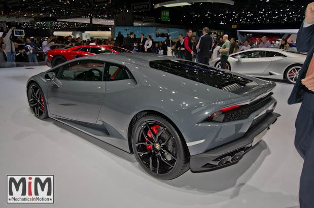 Lamborghini Huracàn | Salon de Genève 2015