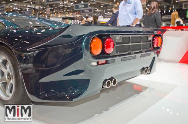 McLaren F1 GT longtail | Salon de Genève 2015_2