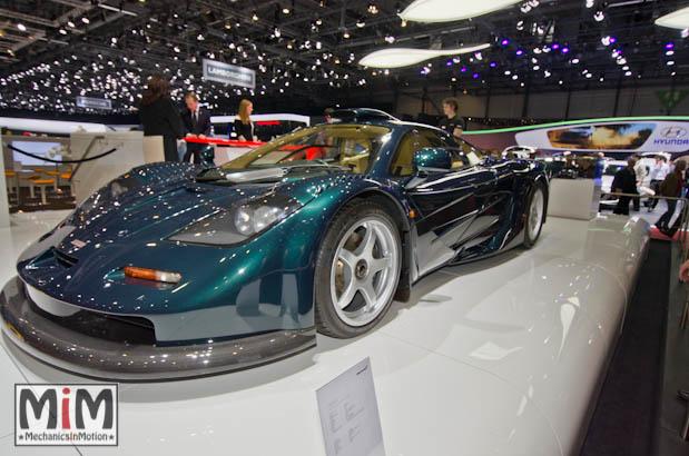 McLaren F1 GT longtail | Salon de Genève 2015_3