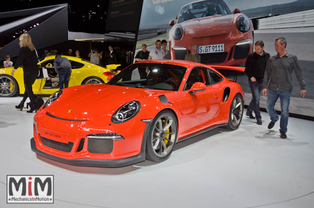 Porsche 911 GT3 RS | Salon de Genève 2015