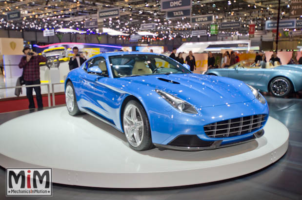 Touring Superleggera berlinetta lusso | Salon de Genève 2015_2