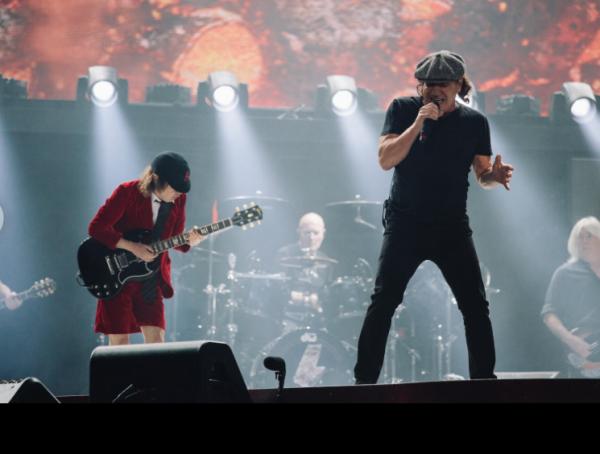 AC/DC – Stade de France 2015