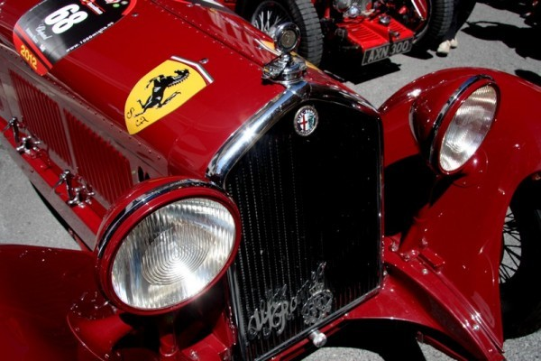 Ferrari, son histoire, son logo, sa couleur | Scuderia Ferrari Club Paris