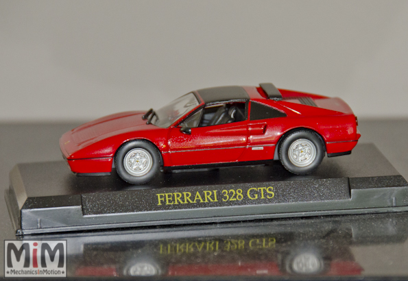 Hachette GT Collection Ferrari 328 GTS