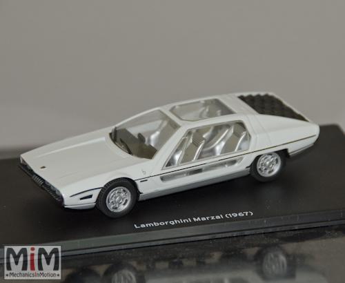 Hachette Lamborghini Collection | Lamborghini Marzal