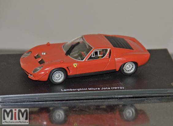 Hachette Lamborghini Collection | Lamborghini Miura Jota