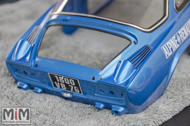 PHO_Montage Alpine Renault A110 1600S berlinette - étape 11f